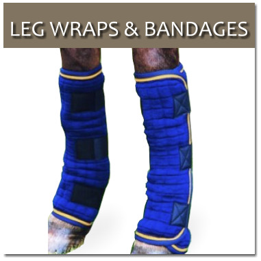 Leg Wraps and Bandages