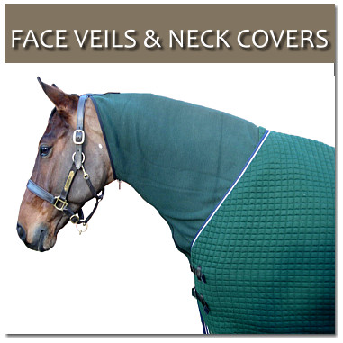 Face Veils and Neck Covers